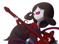 I'm so keen on Marceline