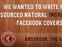 Chipotle Anderson Facebook Cover