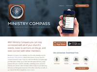 Ministry Compass web interface