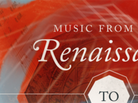 Music From The Renaissance to Modern Times Poster