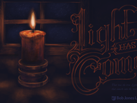 Light Has Come Desktop