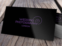 Wedding Photography London - Chris Paun - logo