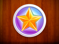 Scetch Star Icon
