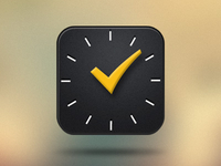 HabitClock app icon