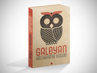 Galeyan / Book Cover [rejected]