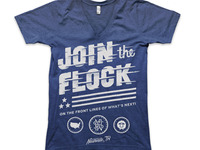 Join the Flock - Mock