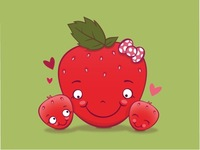 Strawberry Mommy