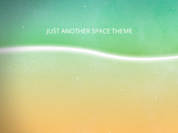 Just Another Space Theme