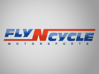 Fly-N-Cycle Logo