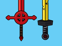 Adventure Time Swords