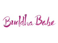 Buddha Babe brush sketch