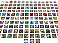 MMO UI / Icon Artwork