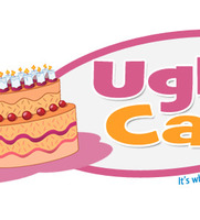 Ugly Cakes Logo Design By Geordie Boyo