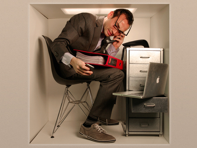 Smallest Office in the World