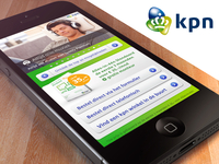 iTV Website KPN