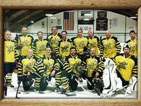 Stingers Team Photo