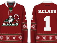 North Pole Nicks Jersey