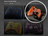 Controller Site - Gallery View