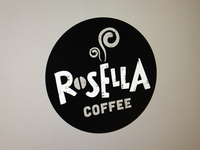 Rosella Coffee – identity exploration opt.a