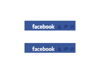 Fixing the Facebook Logo