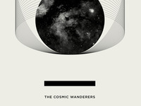 The Cosmic Wanderers Print