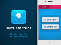 Solve Something Promo