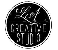 LA Creative Studio Logo: Option 2C