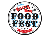 South Bay Food Fest Logo Option 1