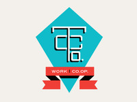 Tribes Work Co-op Logo Option 6