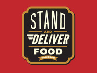Stand and Deliver logo