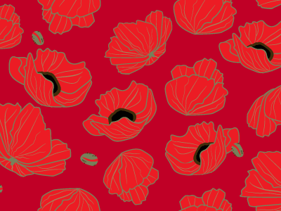 Poppies_pattern
