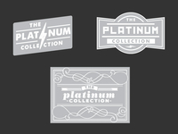 Platinum Collection Seals