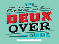 Deux Over Guide Header