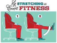 Sly Stretching & Covert Fitness