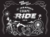 The Weather Escape Ride graphic