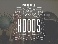 Meet The Hoods Type Setting
