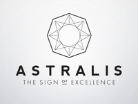 Astralis - unused logo idea.