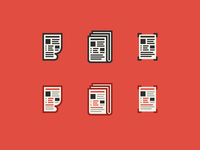 Article icons
