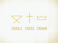 Cradle  Cross  Crown
