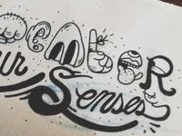 Remember Your Senses