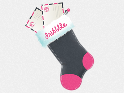 Dribbble-stocking