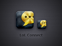 LoL app iOS Icon