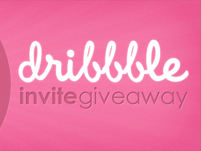 Dribbble-invite-feature