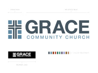 Grace Church Rebrand