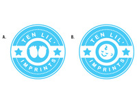 Ten Lil' Imprints Logo