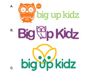 Big Up Kidz logo
