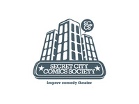 Secret City Comics Society logo