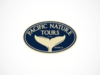 Pacific Nature Tours logo [color option]