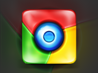 Google Chrome iOS Icon