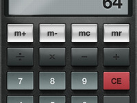 Calculator GUI 2